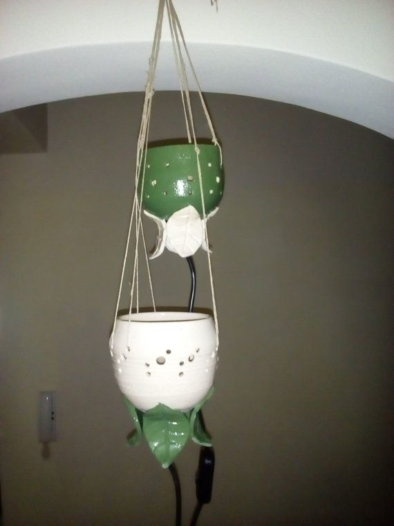 Double lighting by Muddymood on Etsy