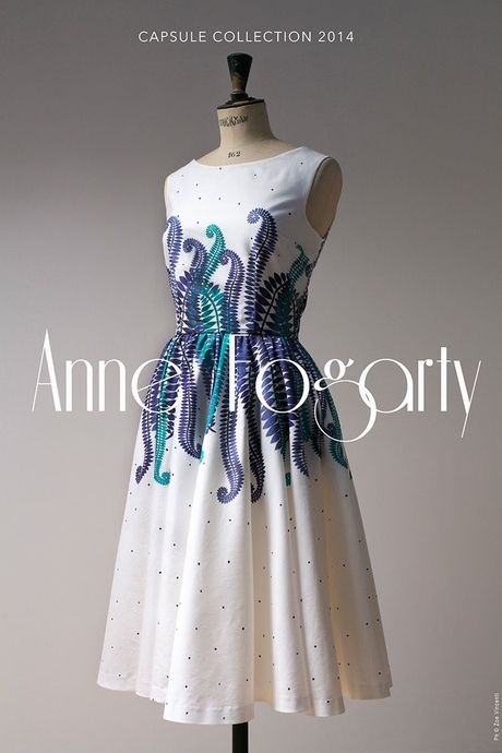 Anne Fogarty: Buy a Dress Bring Back a Fashion Icon by Greg Halvorsen —Kickstarter