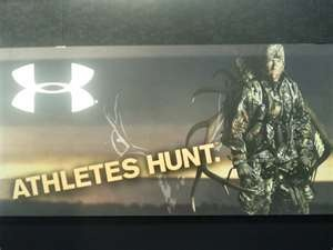 Athletes Hunt!