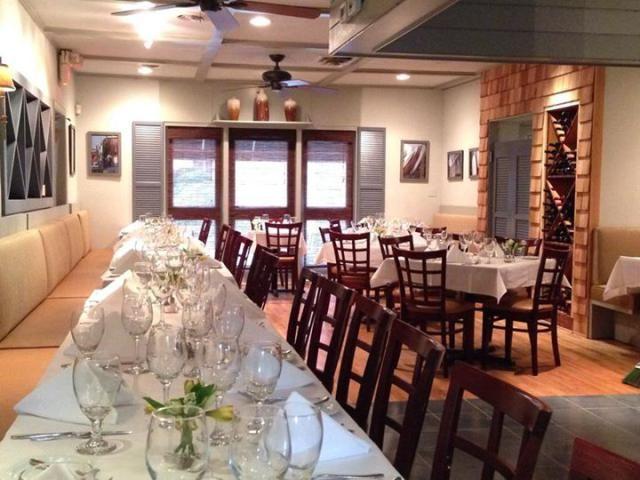 Romantic restaurants charlotte nc