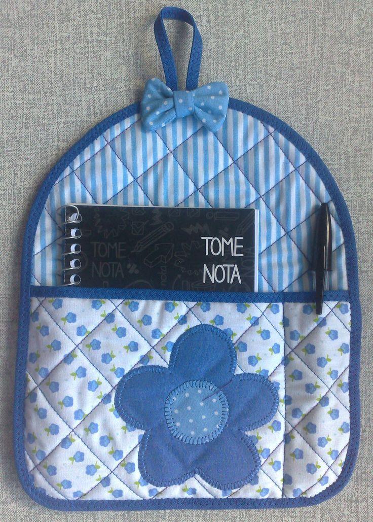 Não esqueça, anote! / Nice to but by phone,  wall,  Refg.  will make one