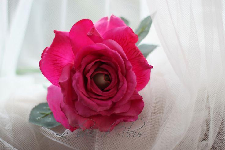 Alice full bloom hot pink |