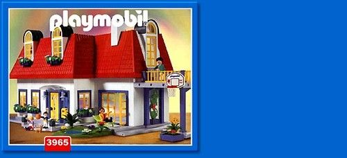 Playmobil 3965: Family House