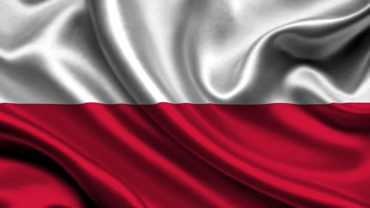 Poland Flag Wallpaper