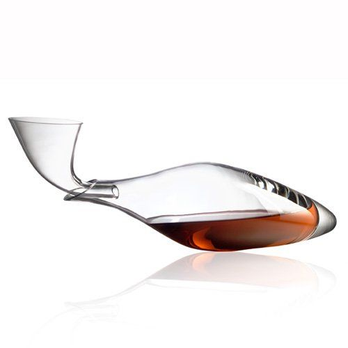 Have to have it. Ravenscroft Alias Decanter and Funnel Set - $98.99 @hayneedle