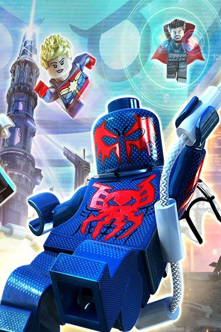 Marvel Super Heroes 60 Superhéroes: 25+ Best Ideas About Lego Marvel On Pinterest