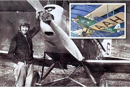 It is a symbol of  strength, endurance, and the individuality that Hull has in abundance yet Amy Johnson's plane lies in a London museum, 200 miles away from its home.  James Campbell  reports  ...