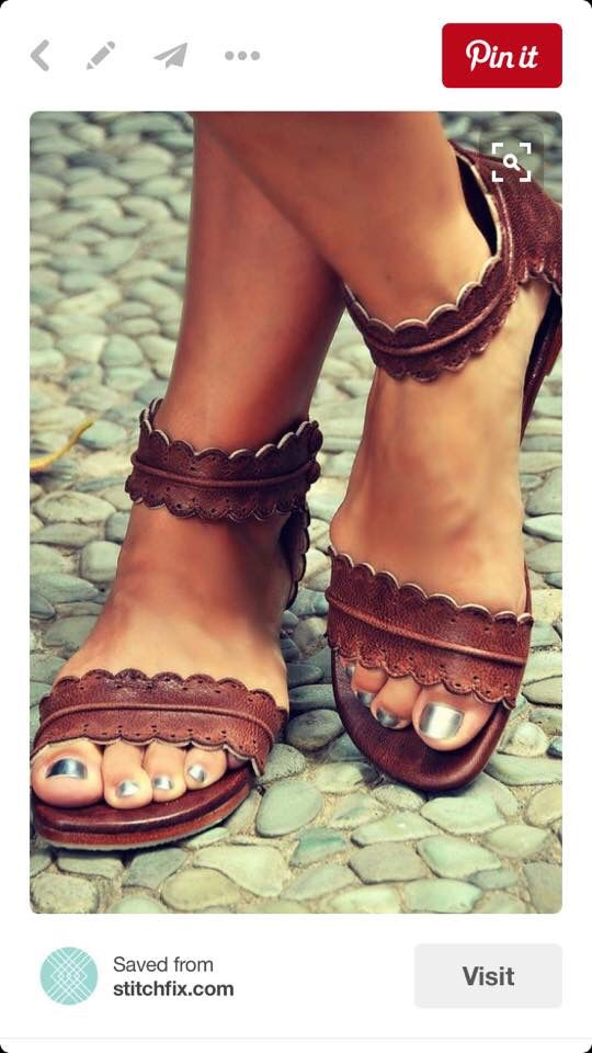 Dear Stitch Fix Stylist, I am in love with these sandals! I think I would wear them all summer... *swoon* Kara https://www.stitchfix.com/referral/7057379