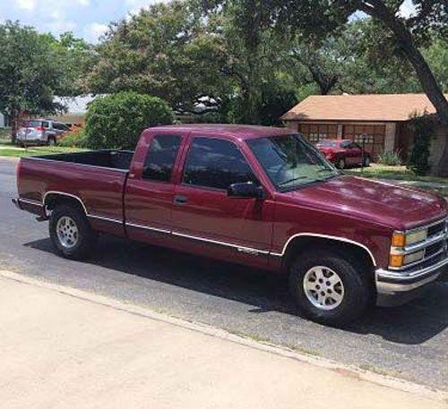 1995 Chevrolet Silverado 1500 - San Antonio, TX   #1031631224 Oncedriven