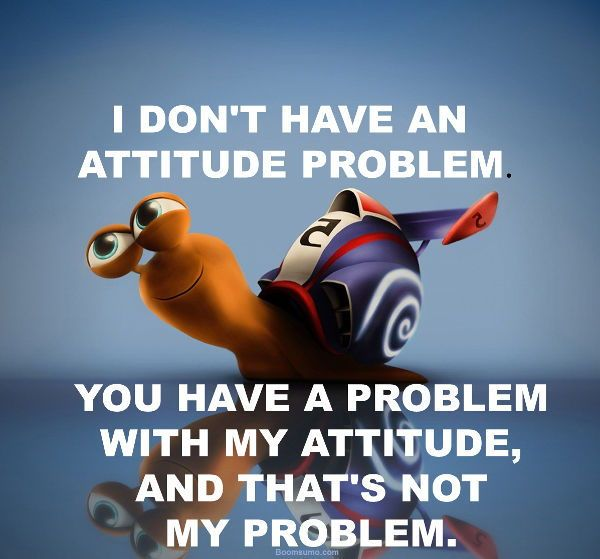 nice Cool Funny Quotes: If You have Attitude Problem, Try Me (funny sayings)