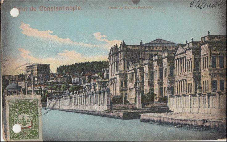 Стамбул (Константинополь), Турция География глобального мира до ядерной войны на примере античной архитектуры и бастионных звезд - wakeuphuman