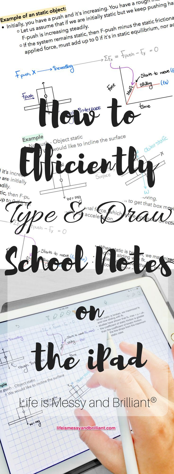 Hello, There! Are you interested in taking your notes digitally? Here is a quick blog