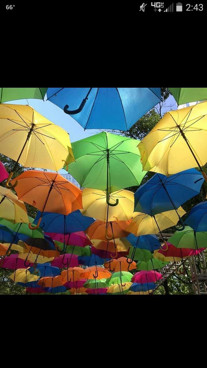 Pittsburgh Art Festival 2017 - Umbrellas