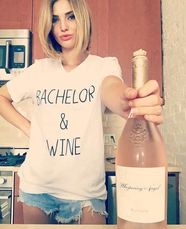 Olivia from the Bachelor! Bachelor & Wine  Instagram: @shopstormees  To order: stormeesapparel@gmail.com