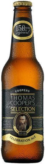 Thomas Cooper's selection Celebration Ale