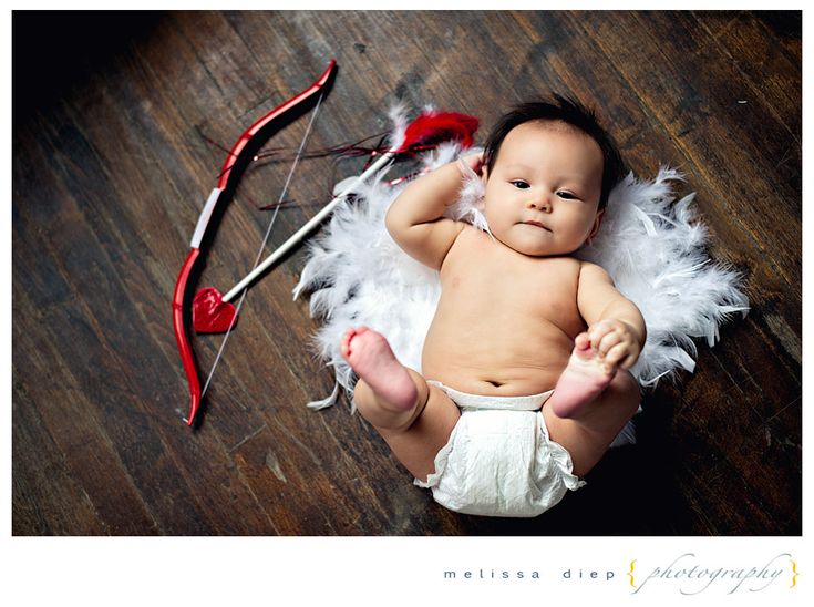 #baby #cupid for #valentine's day  http://melissadiep.net/2012/02/baby-valentines-day/