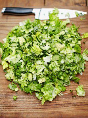 Simple chopped salad | Jamie Oliver