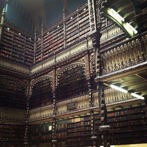 Real Gabinete Português de Literatura - RJ
