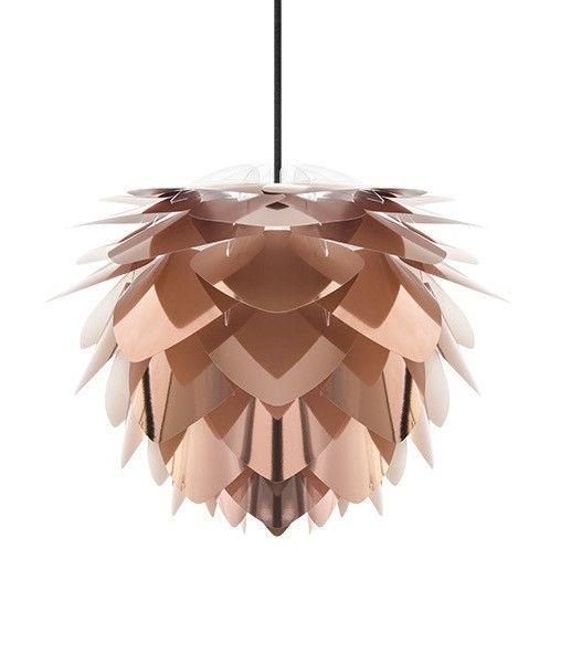 SILVIA WHITE & COPPER VITA | Lampy | Dado DESIGN | Tworzymy trendy