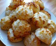 Rezept Kokosmakronen mit Quark von schsil22 - Rezept der Kategorie Backen süß
