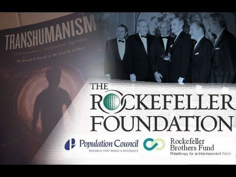 Rockefeller's Double Game in GMO Foods and Depopulation   TRUTHstreammedia