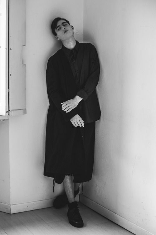 Sara Loi AW13-14 Wool Coat on http://www.rivenmag.com/?page_id=2664