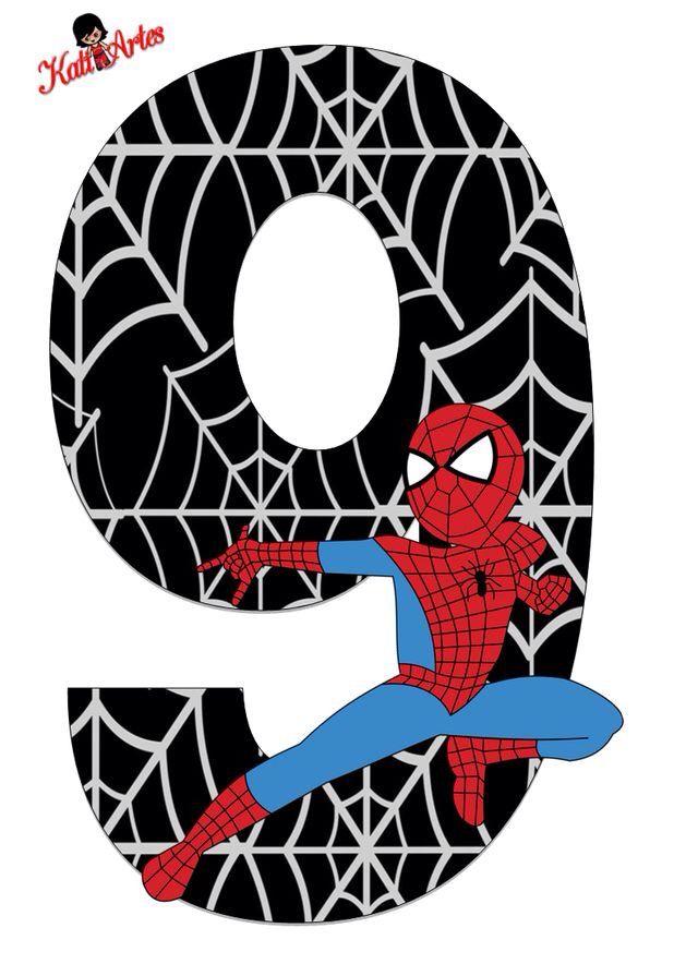 Spiderman letras