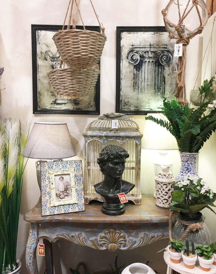 Rincones de nuestra tienda cl sicos pero con encanto Oferta decoracion hogar online