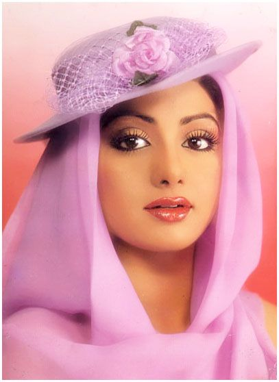 Sridevi, best bollywood actress ever!