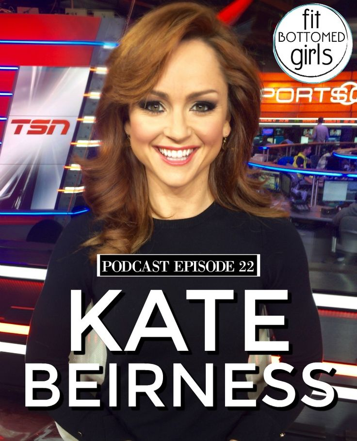 Podcast Episode 22 Kate Beirness of Canada's TSN