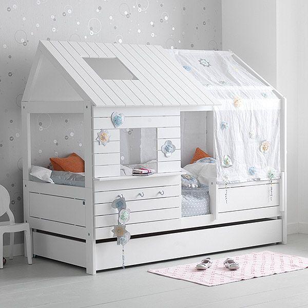 8 besten kinderbett bilder auf pinterest m dchen schlafzimmer schlafzimmer ideen und. Black Bedroom Furniture Sets. Home Design Ideas