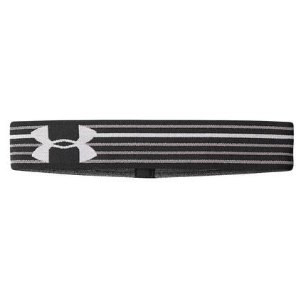 Health Goth // Rebel Sport / Under Armour Women's Striped Headband