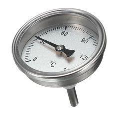 #Banggood Сталь Термометр из нержавеющей Для дома Brew Фрукты Вино Алкоголь Distiller (1138658) #SuperDeals