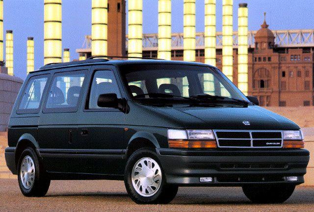 Chrysler Voyager 2.5i SE
