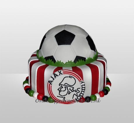 Voetbal-taart