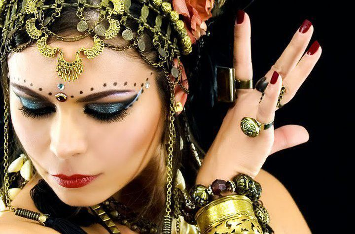 "One of the best parts of being a belly dance performer is the ""art of belly dance makeup"". I call it so because it's truly an art but mos..."