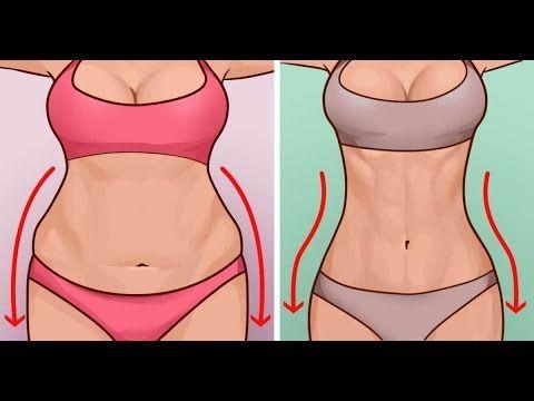 """Activa las hormonas del """"ADELGAZAMIENTO"""" Excelente modo para derretir la grasa!! - YouTube"""