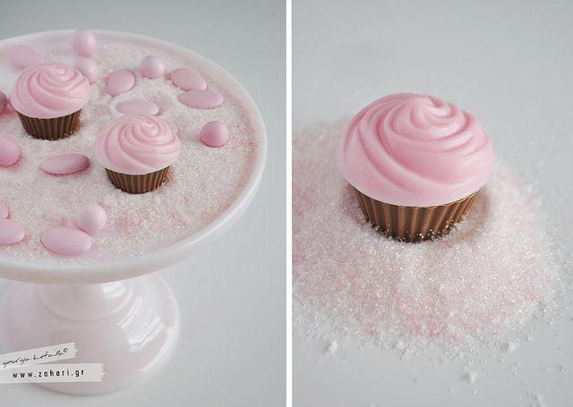 Σαπουνάκι cupcake. Cupcake soap.