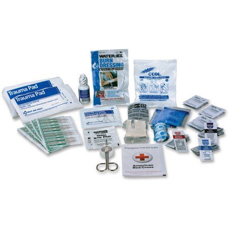 First Aid Only 25-person First Aid Kit Refill, Multicolor