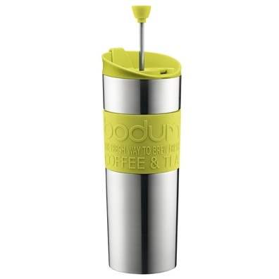 Coffee press in a mug. Love!Bodum Travel, Stainless Steel Travel, French Press, Press Coffee, Insulators Stainless Steel, Coffee Maker, Travel Press, Travel French, Mugs