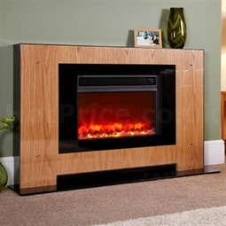Celsi London Electric Fireplace Suite - Hotprice.co.uk