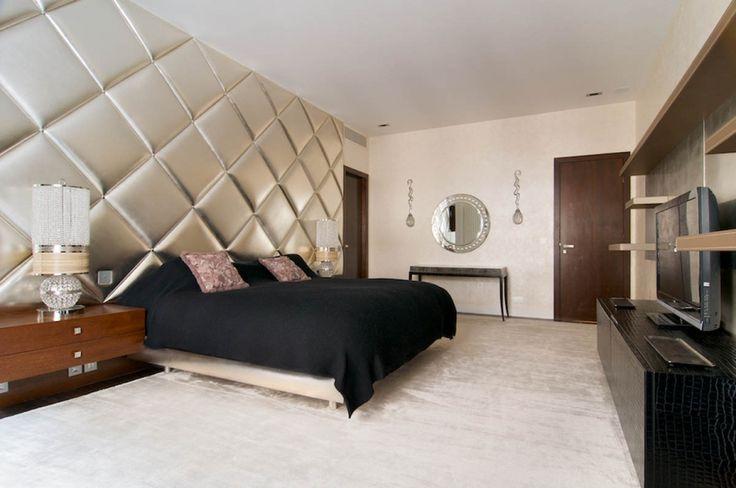 Http://www.stephaniecoutas.com/fr/realisations/interieurs . BettSchlafzimmer