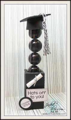 Cricut Chick: Hats of to you!