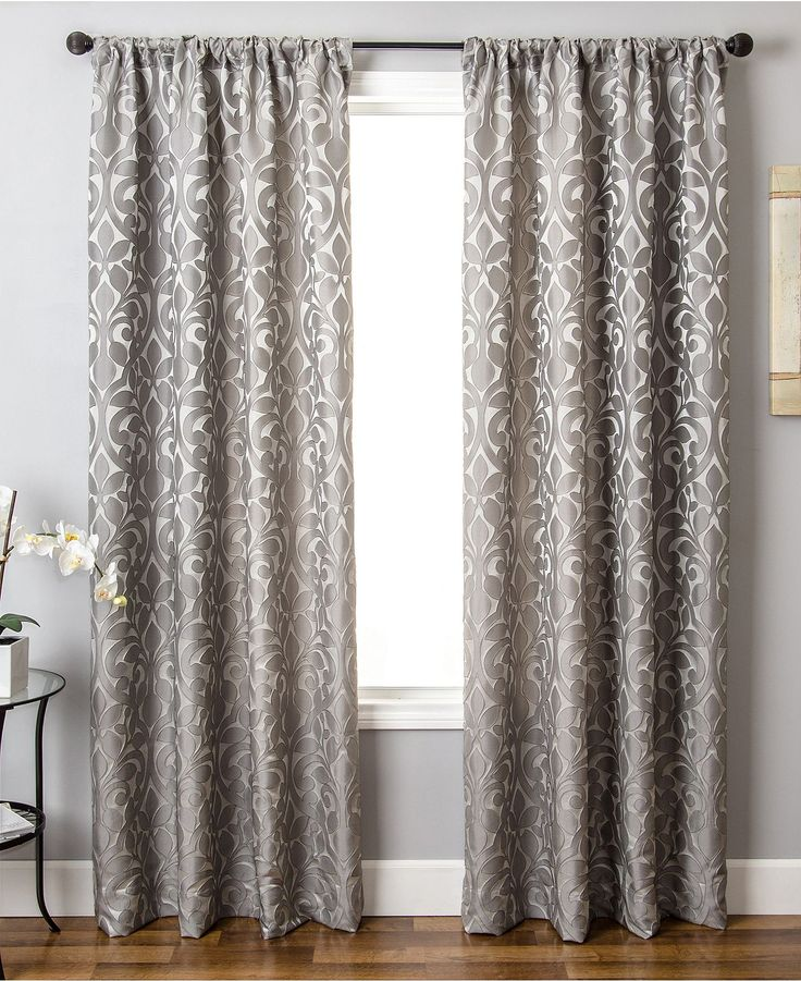 "Softline Lillian 50"" x 84"" Panel - Curtains & Drapes - for the home ..."