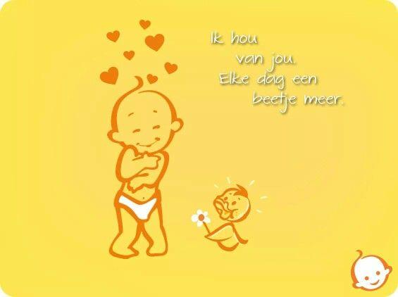 Ik hou van jou...