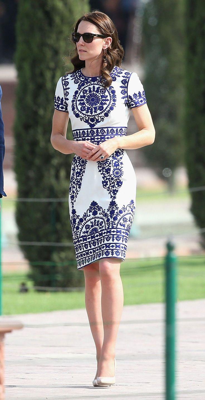 A volta à Índia de Kate Middleton em 14 vestidos