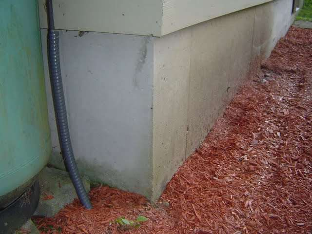 How to backfill foundation walls http www for Best backfill material for foundation