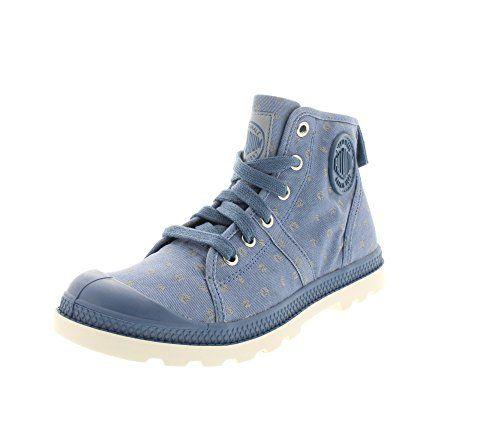PALLADIUM Schuhe - PALLABROUSE MID LP - coronet blue - http://on-line-kaufen.de/palladium/palladium-schuhe-pallabrouse-mid-lp-coronet-blue