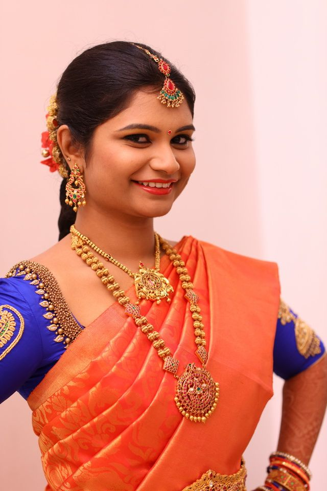Pin By Chandru On Architecture: The Wedding Story Of The Bubbly Darshana And Her Sweet
