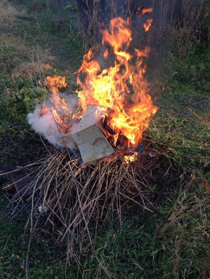 Burn my fireeeeee!!